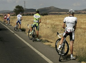 CYCLING-VUELTA/